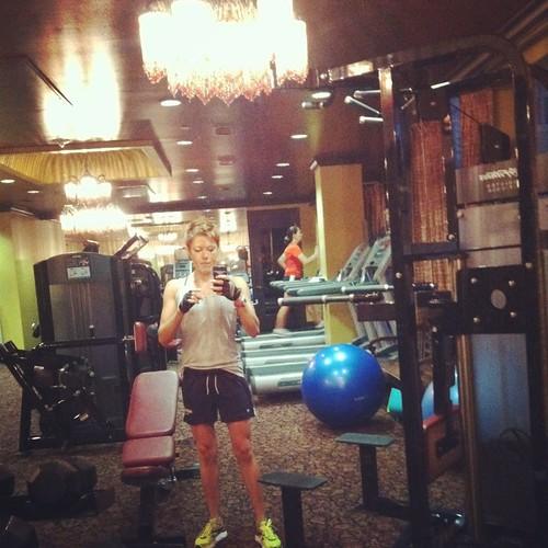 Hotel Zaza gym