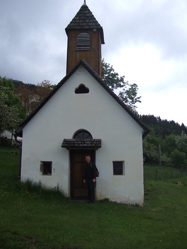 Tiny church