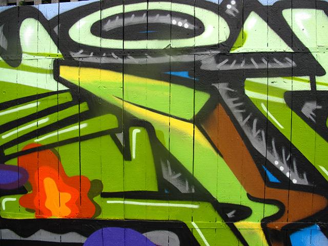 Slikor detail, Newtown