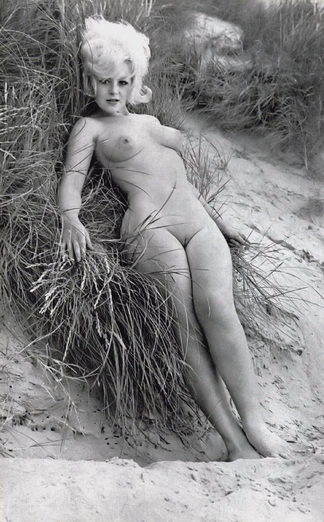 Magnificent Doreen tracy nude