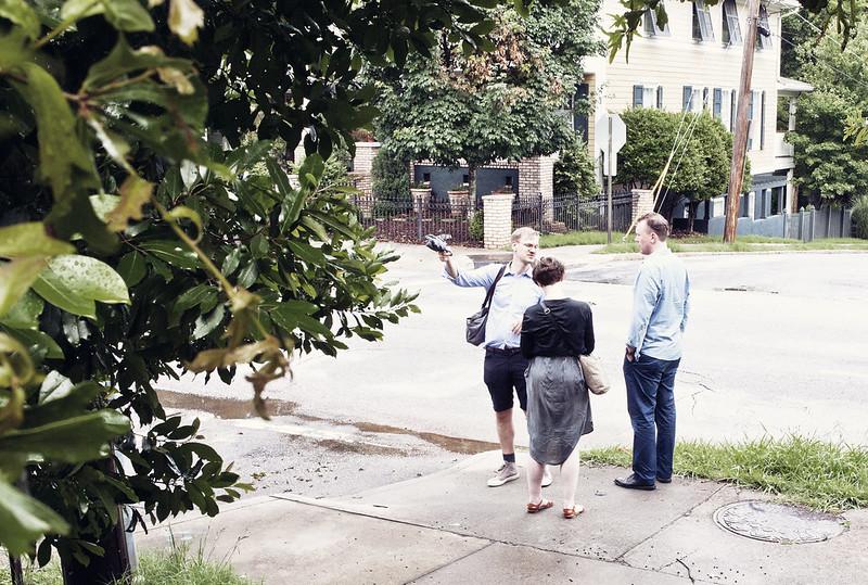 Johan, Calle & Johanna, Atlanta