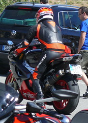 Bikes and bikers / Motos y moteros
