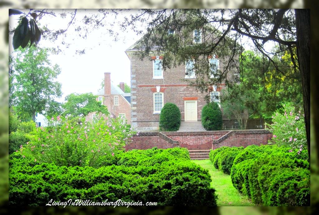 Thomas Nelson Garden