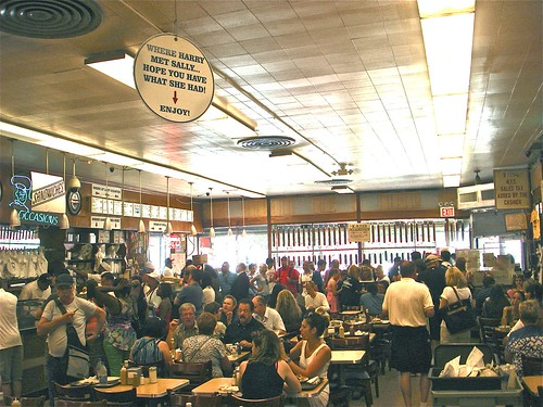 Katz's Deli by PHOTOFENNISH