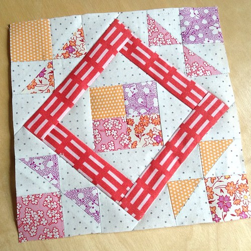 My very last farmers wife block and I am in love.