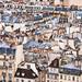 Rooftops of Paris by Harold Davis