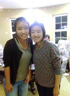 Haanna Yu & Grace Yu