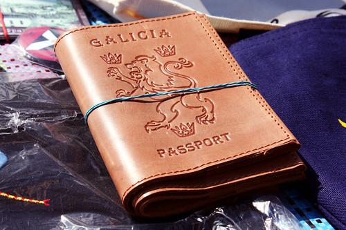 Pasaporte de Galicia, Ucrania