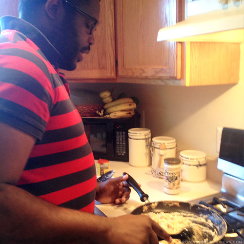 prego sauce of the year husband cooks