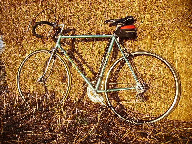Bicyclette de course Peugeot, 1980