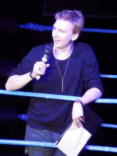 The Wrestling II @ Edfringe13: Joe Lycett Takes Over As Host