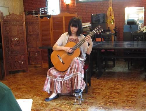松澤結子さんの演奏 2013年8月31日 by Poran111