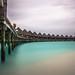 Maldivian pier