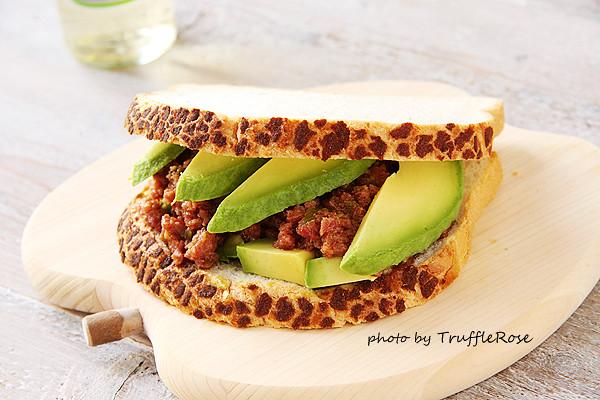 麵包隨意吃。邋遢喬三明治 Sloppy Joe & 料理專車-20130906