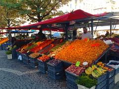 Stockholm autumn