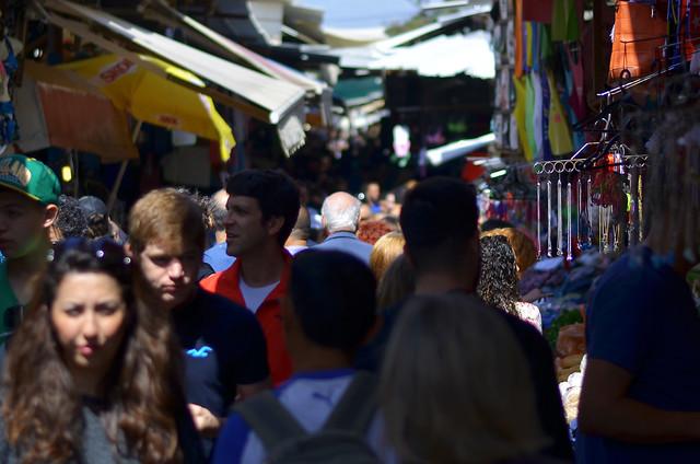 Mercado de Tel Aviv