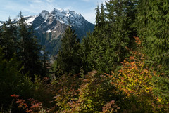 Mt Dickerman 10/5/13