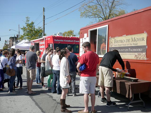 Walnut Food Truck Cleveland