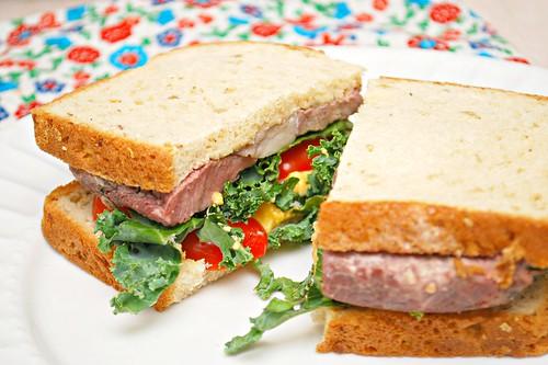 Sous Vide Roast Beef Sandwiches