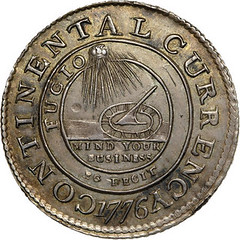 THE GRANBERG CONTINENTAL DOLLAR IN SILVER