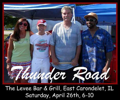 Thunder Road 4-26-14