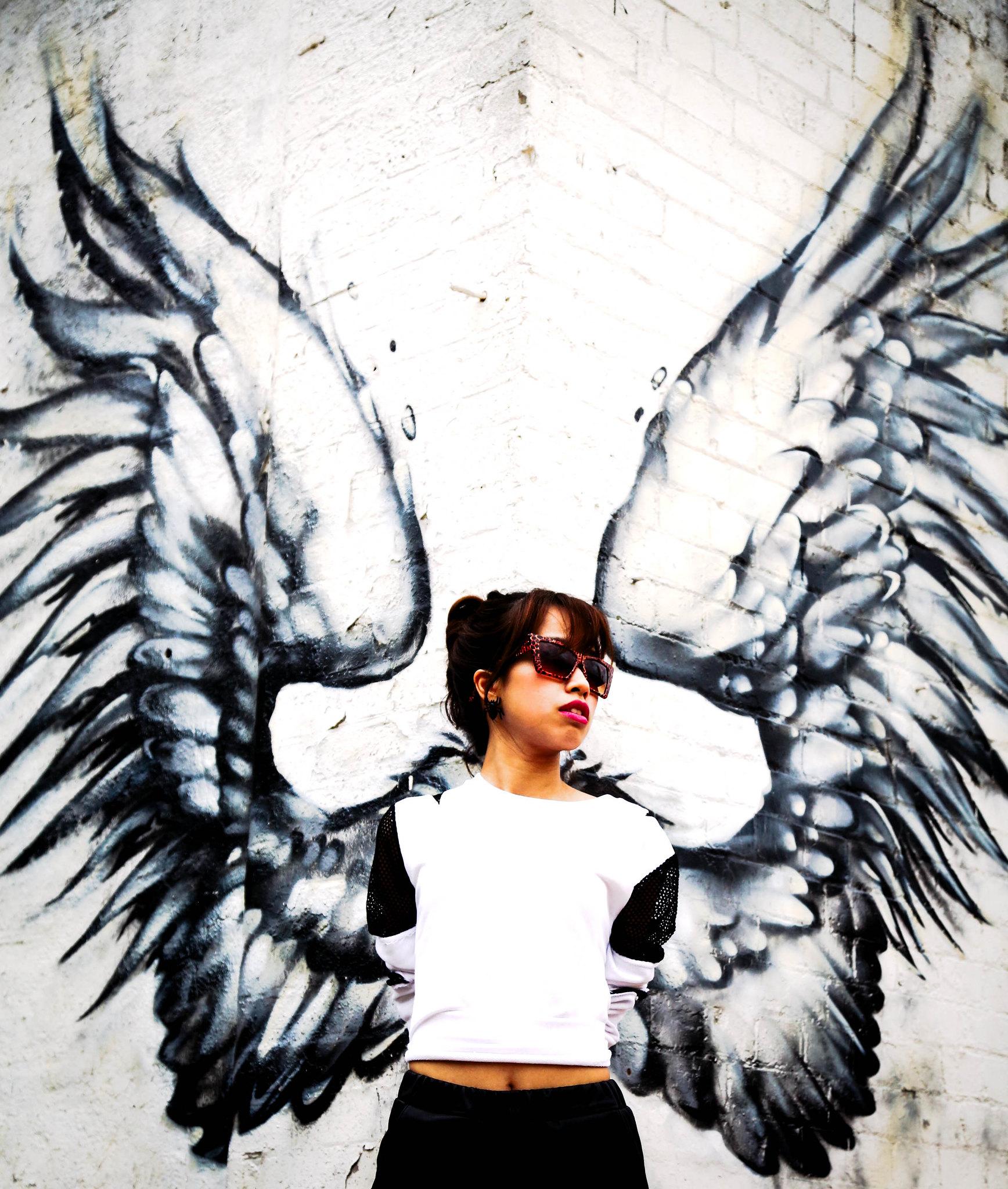 Graffiti in London-12