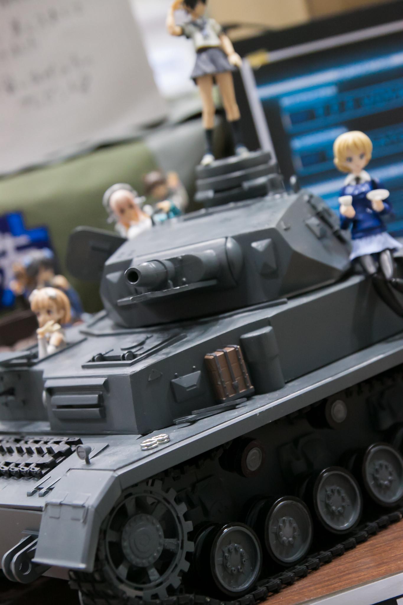 F.F.F. VOYAGER Ⅳ号戦車02