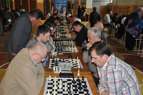 На шахістів з Європи чекають уЗдолбунові