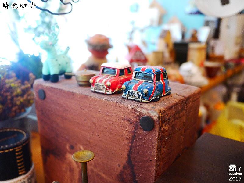 時光咖啡,東海藝術街內隱藏著美味的鬆餅