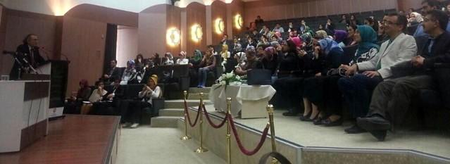 Prof. Dr. Nevzat Tarhan Konya'da 2. Ulusal Tıp Kongresine katıldı 2