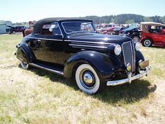 automobile, packard 120, vehicle, compact car, antique car, sedan, vintage car, land vehicle, luxury vehicle, motor vehicle,