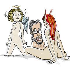 Anjos & Demônios.