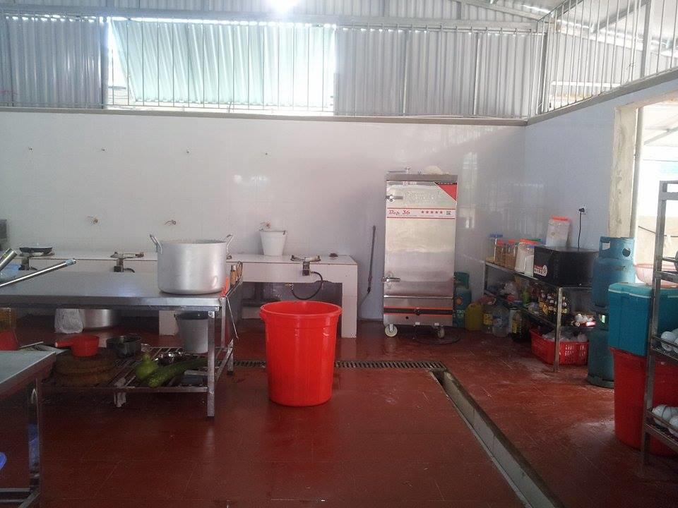 cung cấp tủ nấu cơm gas 12 khay