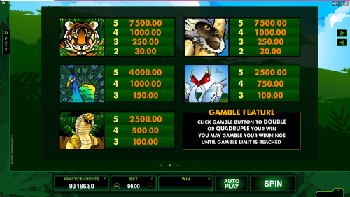 free Adventure Palace HD slot payout