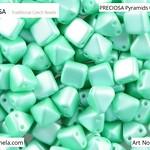 PRECIOSA Pyramids - 111 01 336 - 02010/25025 - Mint