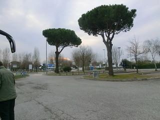 Venedig und schweigende Zypressen 5296