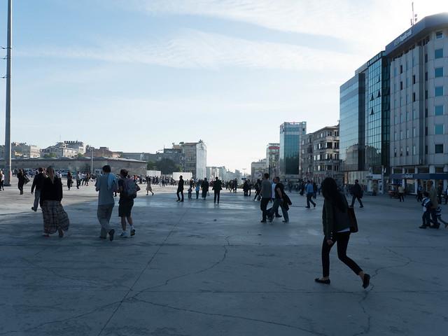 May 2015, Istanbul
