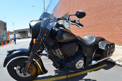 Indian Motorcycle 111 Roadmaster Greensboro NC 20150523_5205 Vera