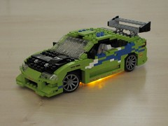 The Fast and the Furious Mitsubishi Eclipse