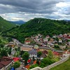#view of #Travnik from #StariGrad #Bosnia #Herzogovina #travel #2015 #may #mustgo #mustsee