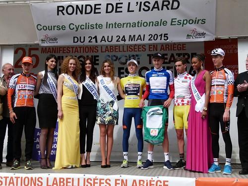Léo VINCENT (CC Etupes), Simone PETILLI (Unieuro Wilier), Laurens DE PLUS (Lotto Soudal), Paul SAUVAGE (CR4C Roanne), Jérémy MAISON (CC Etupes)