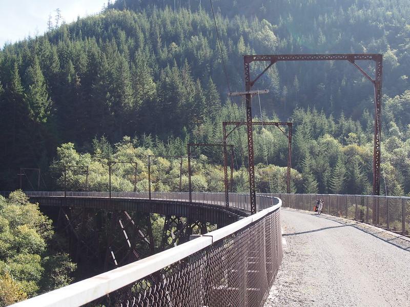 Mine Creek Trestle