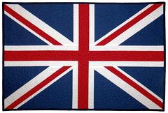 Union Jack Custom Pillow Sham by Whimzie Quiltz