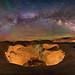The Potholes of Escalante by Wayne Pinkston