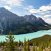 Peyto Lake by Jade Prints