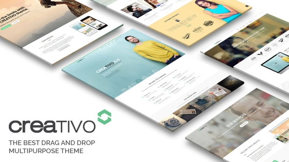 Creativo v5.7.8.2 - Ultra Responsive MultiPurpose WP Theme