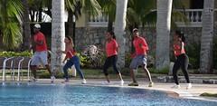 VARADERO(CUBA)PARIDIUS DANCERS & ENTERTAINMENT