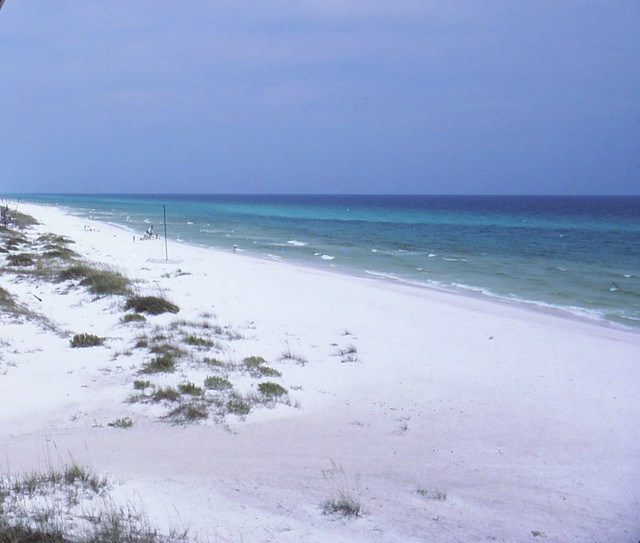Beach at Destin, FL