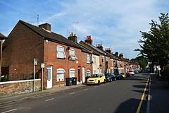 Forgotten Bedfordshire Bus Stops - Hibbert Street, Luton