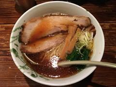 啜磨専科   鮪節と新潟コトヨ醤油醸�…